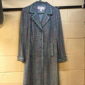 Doncaster tweed coat